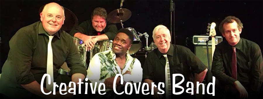 creative covers band